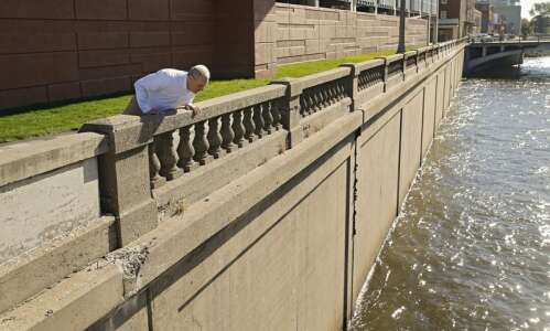 Army Corps official: Cedar Rapids in 'best place' for flood…