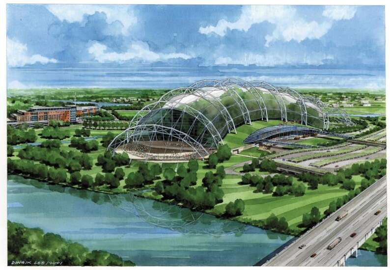 Newstrack: Is group trying to bring rain forest to the Midwest still alive?