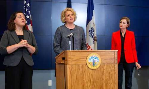 Watch: Iowa Gov. Kim Reynolds' coronavirus update for Thursday, April…
