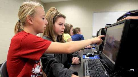 College Community latest district to buy laptops for students