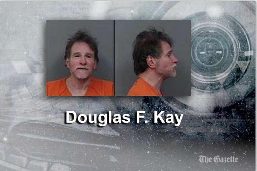 Man arrested after brief pursuit through northeast Cedar Rapids