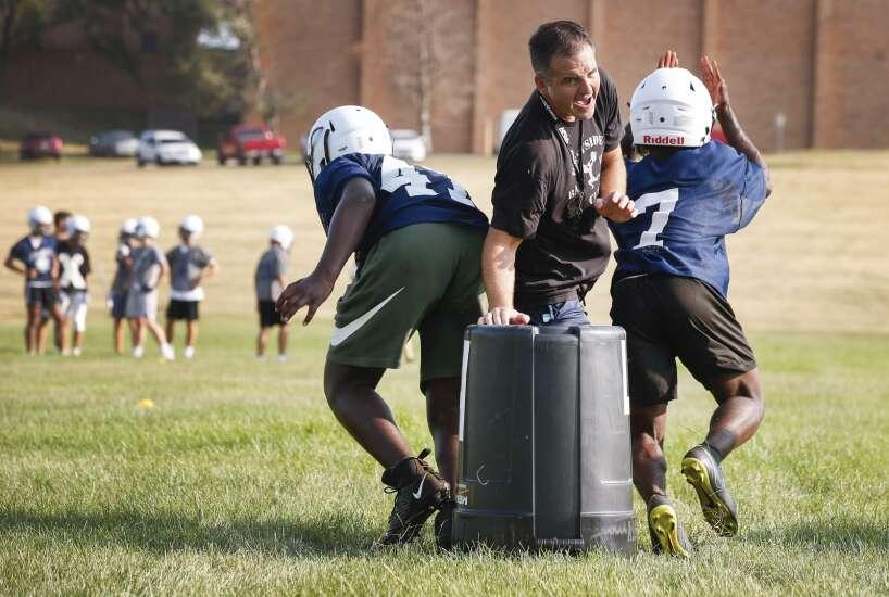 Questions abound for Cedar Rapids Jefferson as football practice begins
