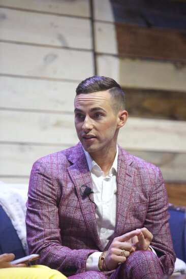 U.S. Figure Skater Adam Rippon: 'Embrace who you are'