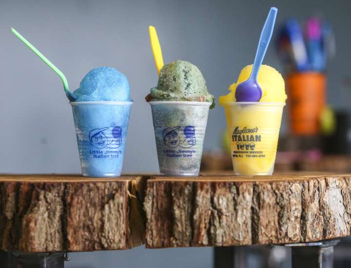 Chameleon Candy Italian ice finds permanent home