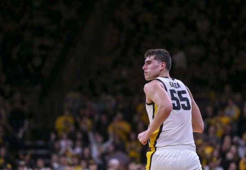 Photos: Iowa Hawkeyes men's basketball vs. Purdue Boilermakers,