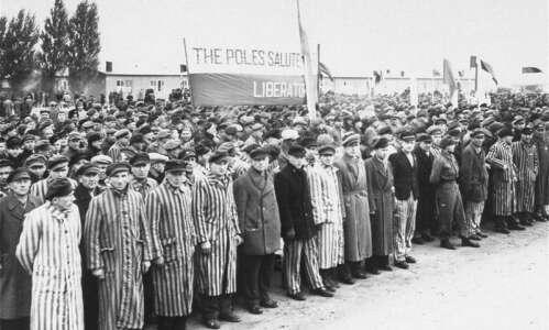 Children of Holocaust survivors, WWII veterans commemorate 75th anniversary of…