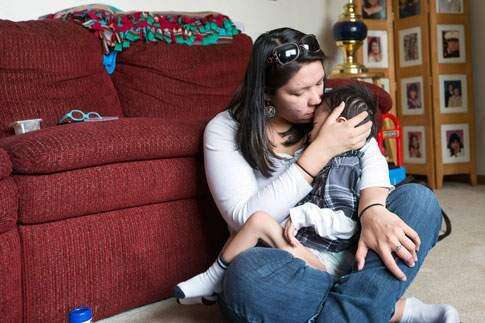 Iowa families, out of options, move to Colorado for medical marijuana