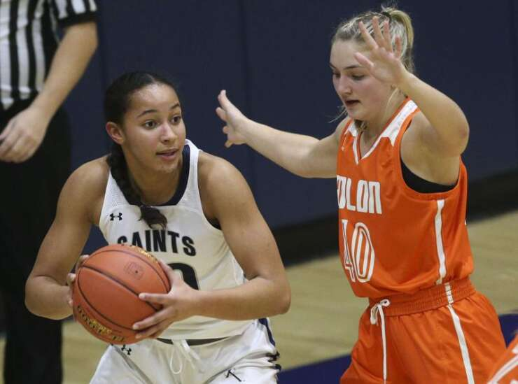 Super 10: Xavier makes a big leap in Gazette area girls' basketball rankings