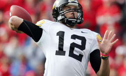 Ricky Stanzi: Good for Iowa, great for America (he's not…