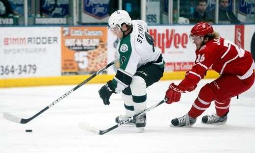 Cedar Rapids RoughRiders name former USHL player Evan Janssen new…