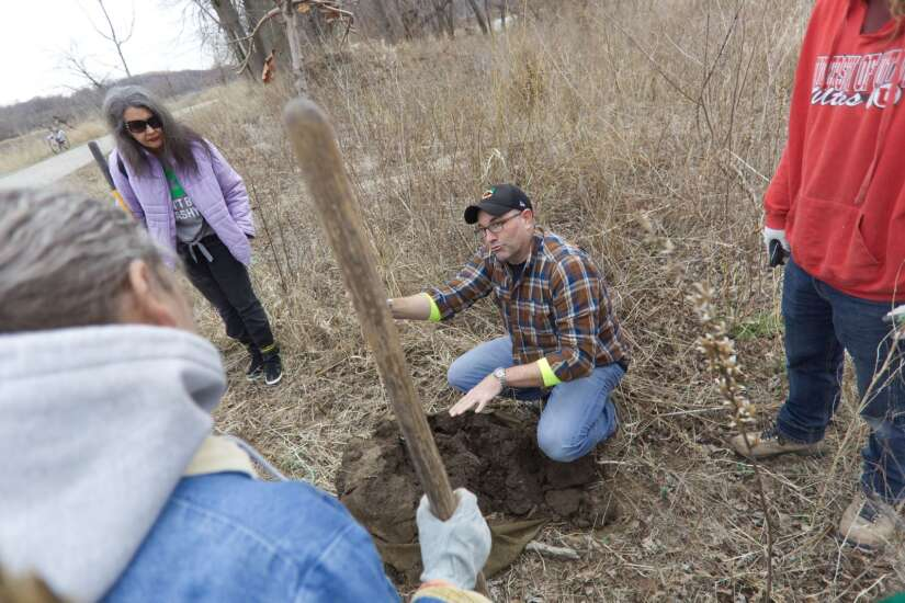 Virtual EcoFest focuses on tree replenishment for Earth Day