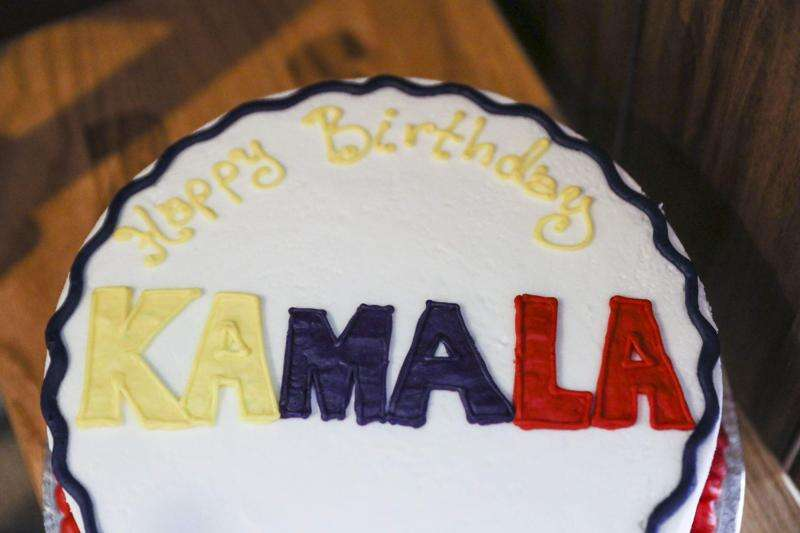 Gallery: Kamala Harris in Cedar Rapids