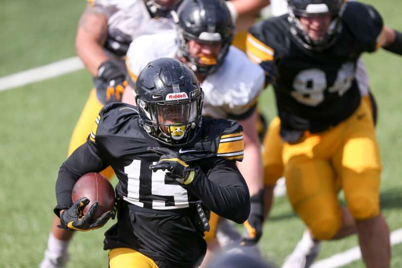 Iowa football summer check-in: Running backs look to elevate play under new position coach