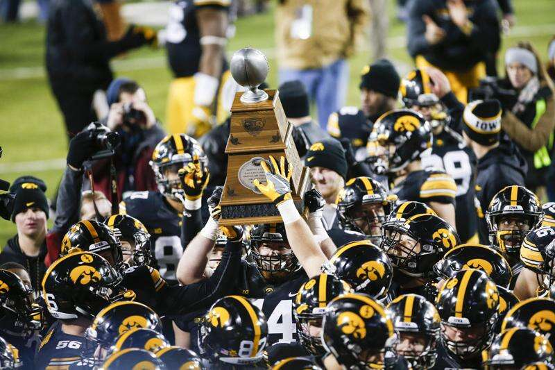 When a Nebraska assistant was convinced Iowa's practices must be like a bloodbath