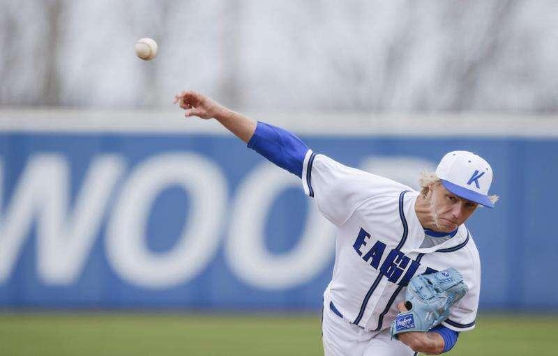 Tyler Tscherter delivers in starting debut for Kirkwood baseball