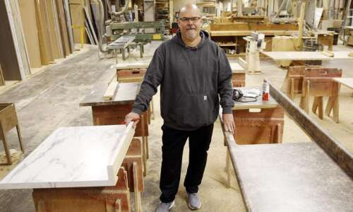 The Top Shop in Cedar Rapids looking to funnel 30-years…