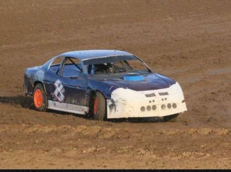 Ely driver Braxton Franks trading asphalt for dirt tracks