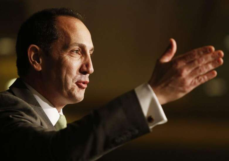 Gov. Reynolds names new chief operating officer, moves Paul Trombino to Homeland Security