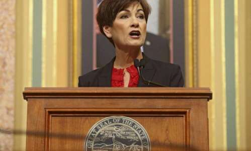 Replay: Iowa Gov. Kim Reynolds gives Condition of the State…