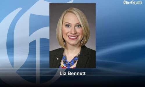 Liz Bennett joins race for C.R. Senate seat