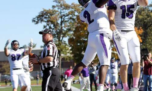 Cornell captures first home victory to highlight Homecoming