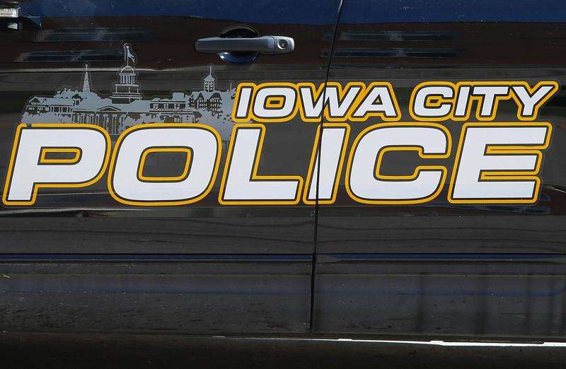 Chicago man moons Iowa City officer, runs into wall, gets arrested
