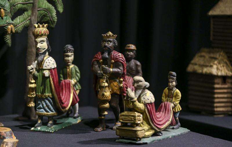 Beyond Bethlehem: Elaborate Nativity scene on display at National Czech & Slovak Museum & Library