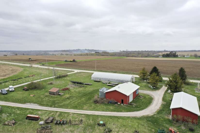 'People want food grown where they live,' Abbe Hills community supported agriculture owner says