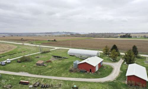 'People want food grown where they live,' CSA owner says