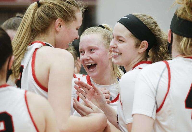 West Branch brushes Regina aside, returns to girls' state basketball tournament