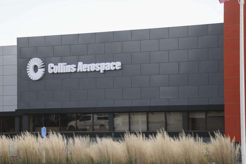 Collins Aerospace sees increase in sales, operating profit as commercial air travel recovers, cost reductions continue