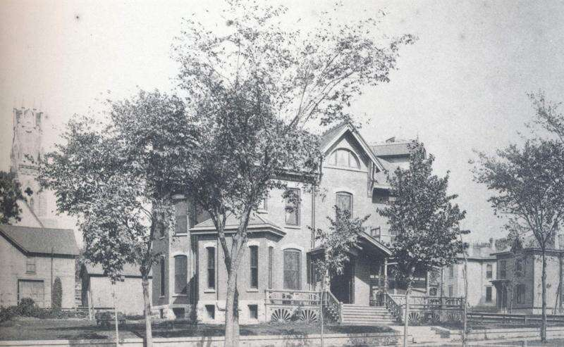 Time Machine: The Bever Building