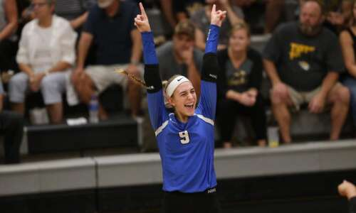 Gazette area Fab 5: West Liberty volleyball makes debut
