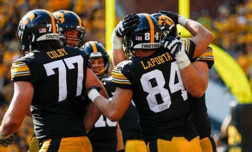 Iowa football film review: Breaking down the 95-yard drive