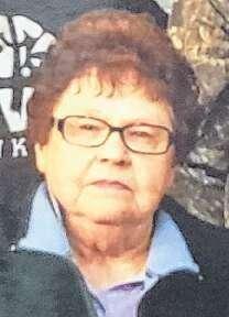Marilyn Pflughaupt (Mills) 80th birthday card shower