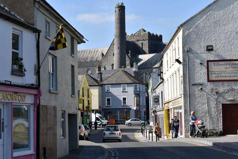 Medieval meets modern in charming Kilkenny, Ireland