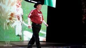 Interview: Jim 'J.R.' Ross of the WWE talks Oklahoma Sooners football