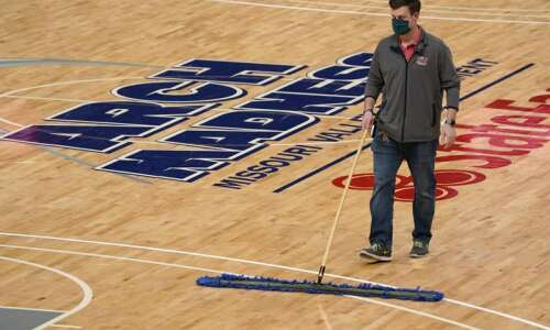 UNI vs. Drake MVC men's basketball tournament game canceled due…