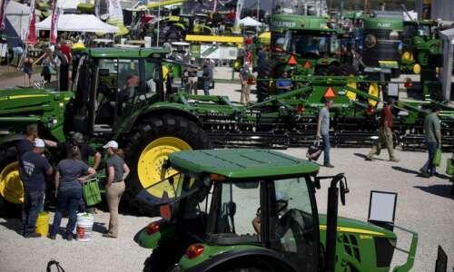 Deere, UAW reach tentative deal, avert strike for now