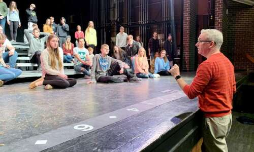 After an ice storm canceled a competing show choir's biggest…