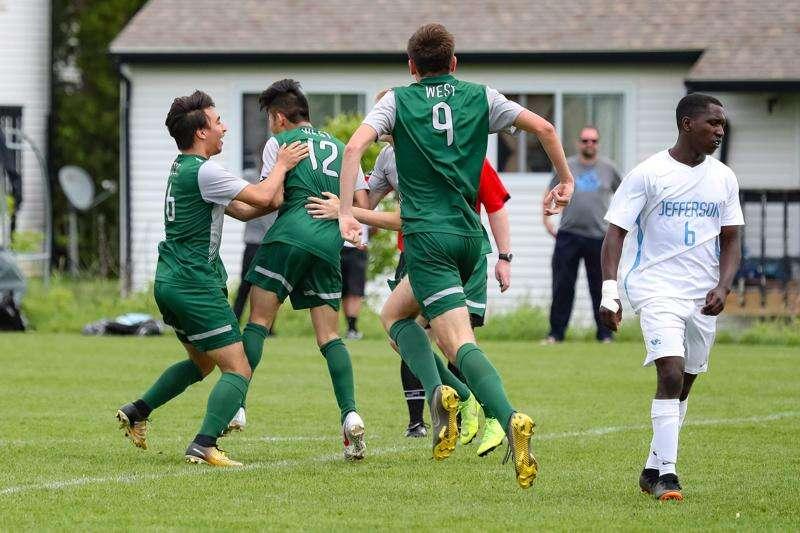 Iowa City West holds off Cedar Rapids Jefferson for record 20th boys' state soccer bid