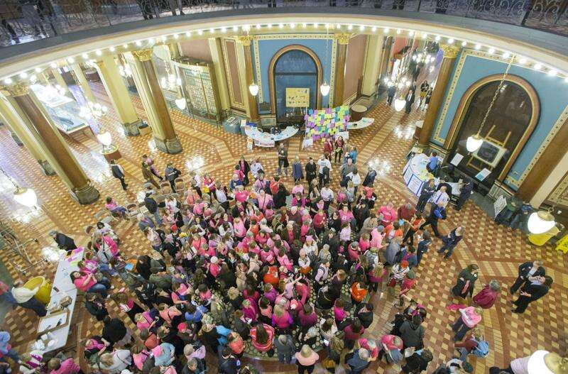 Proposed Iowa legislation would introduce one of strictest anti-abortion laws nationwide