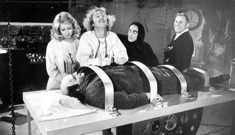 University of Iowa grad Gene Wilder, known for neurotic comedy roles, dies
