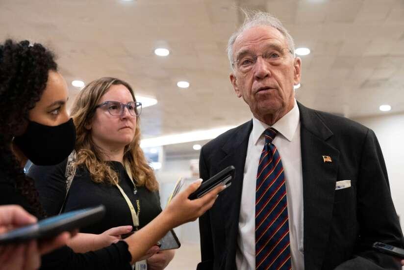 Despite doubts about eviction moratorium's legality, Sen. Chuck Grassley says he won't 'fuss'