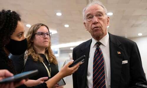 Chuck Grassley to oppose Biden pick to lead EPA Office…