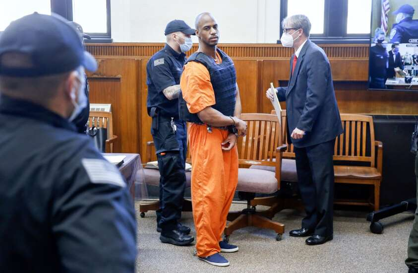 Michael Dutcher sentenced to life without parole in Anamosa prison staff slayings