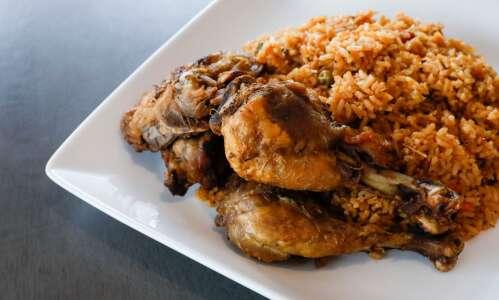 Tee's Liberian Dish introduces new cuisine to Cedar Rapids