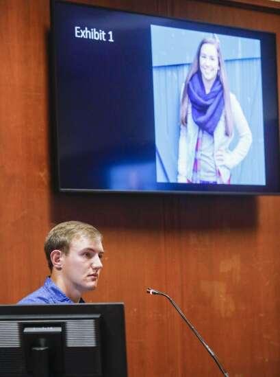 Mollie Tibbetts murder trial: Boyfriend denies role in Iowa college student's 2018 slaying