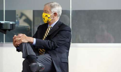 Hawkeye Athletics confirms no football coaches took pandemic pay cuts