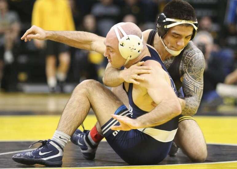 Photos: Iowa wrestling vs. Penn State